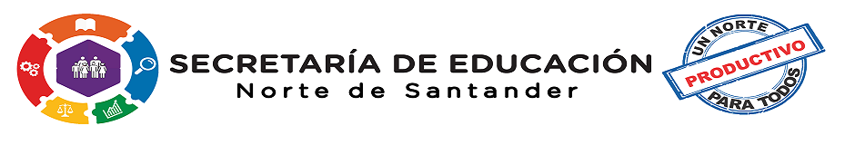 Secretaría de Educación del departamento Norte de Santander